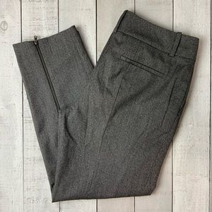 Ann Taylor zippered ankle pants